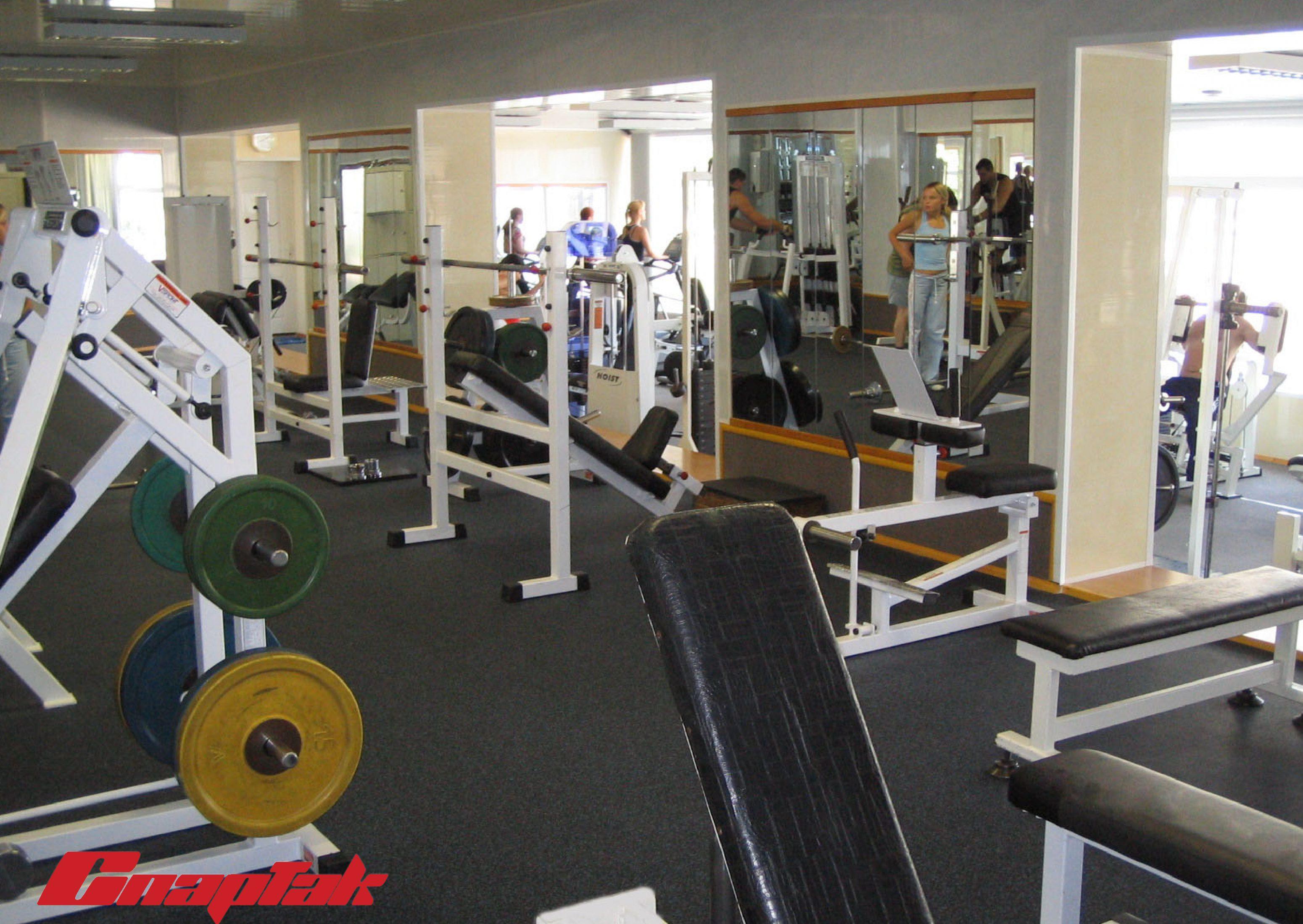 спартак тренажерный зал 6 3100x2200 Тренажерный зал Спартак