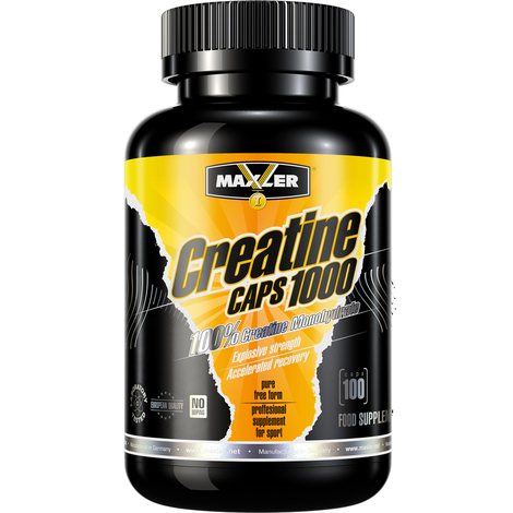 Maxler Creatine Caps