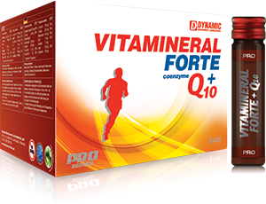 Dynamic Vitamineral Forte Q10