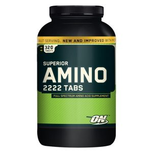 Optimum Nutrition Amino 2222