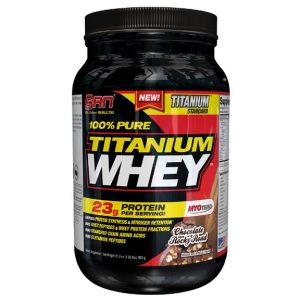 Pure Titanium Whey