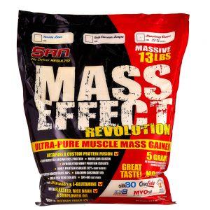 SAN Mass Effect revolution