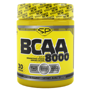 Steel Power BCAA 8000