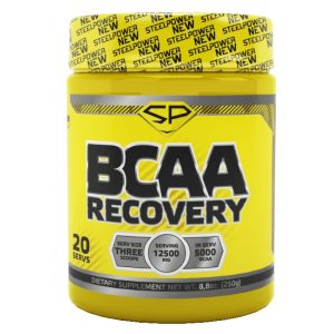Steel Power BCAA recovery