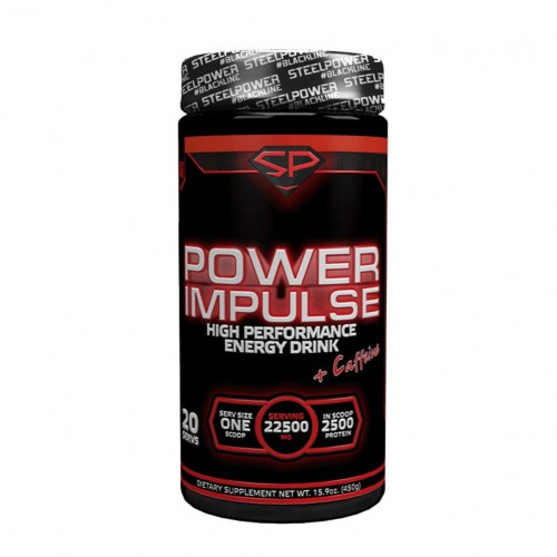 Steel Power Impulse Caffeine