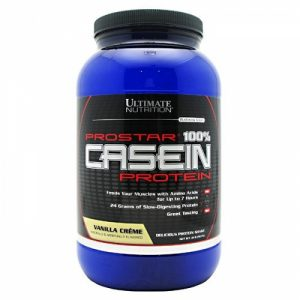 Ultimate nutrition ProStar Casein