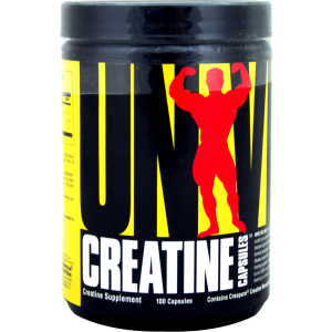 Universal Creatine 100Caps