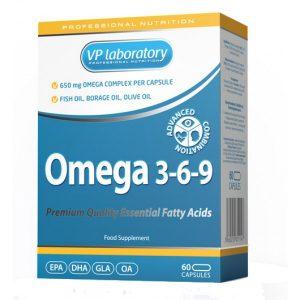 VP Lab Omega 3-6-9
