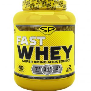 Steel Power Fast Whey