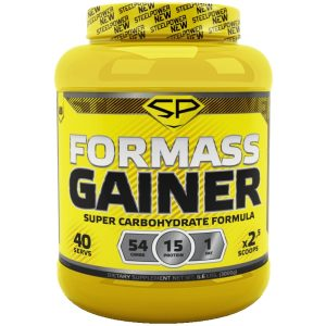 steel power For Mass Gainer