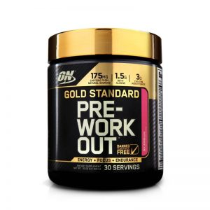 Optimum Nutrition Pre-Work OUT