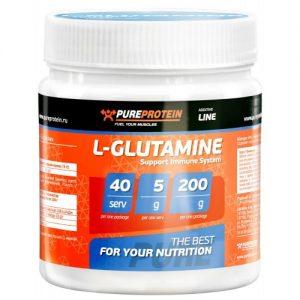PureProtein L-Glutamine