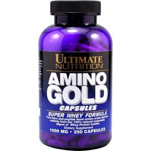 Ultimate nutrition Amino Gold 250