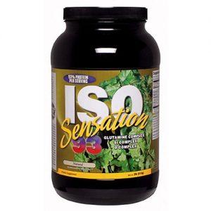 Ultimate nutrition Iso sensation 910g