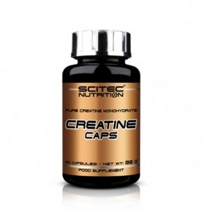 Scitec Nutrition Creatine 120caps