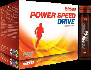 Dynamic Power Speed Drive