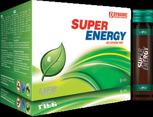 Dynamic Super Energy