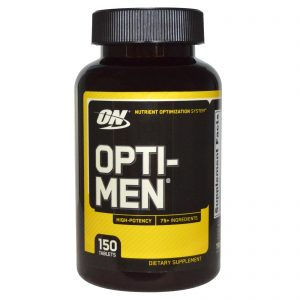 Optimum Nutrition Opti-Men 150