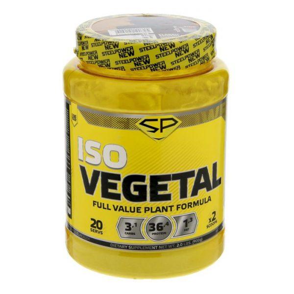 Steel Power ISO Vegetal