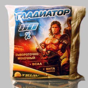Гладиатор 80% сывороточно-молочный + Вита