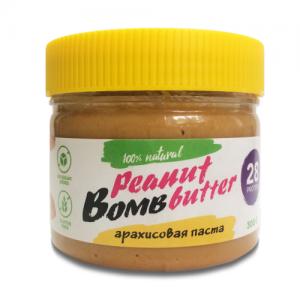 Bombbar арахисовая паста