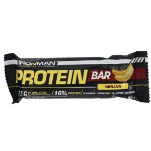Ironman Protein Bar