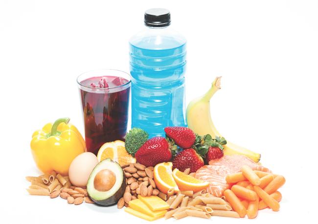 правильное питание Питание во время и после тренировки