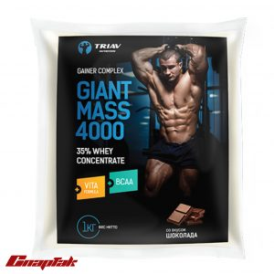 giant mass 4000 vita bcaa