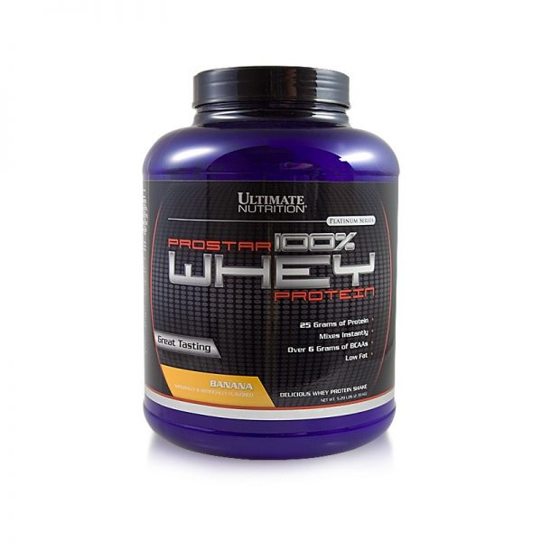 Ultimate nutrition ProStar Whey Protein 2270