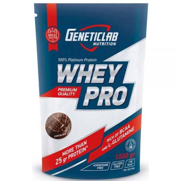 Geneticlab Whey PRO