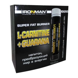 Ironman L-Carnitine Guarana