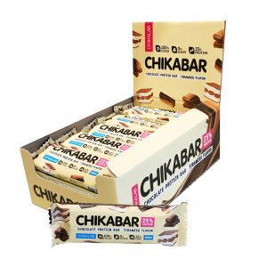 Bombbar протеиновый ChikaBar