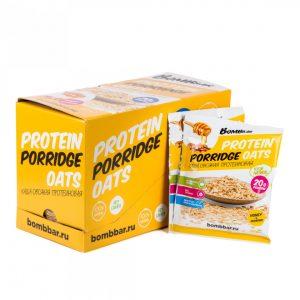Bombbar Protein Porridge Oats