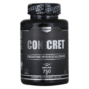 steel power creatine 120